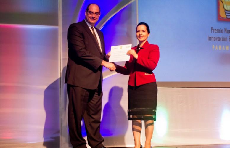 Premio Innvovacion Empresarial 2015